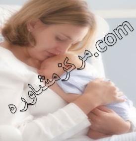 آغوش و آرام گرفتن کودکان