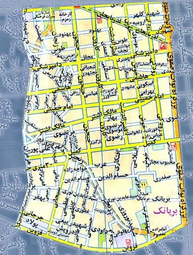 مرکز مشاوره منطقه ۱۰ تهران