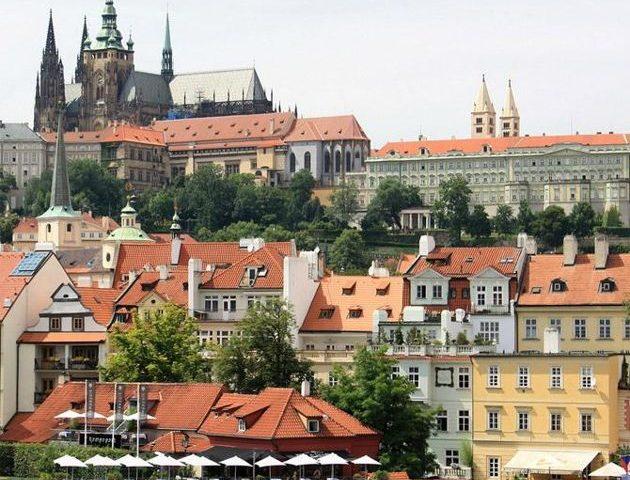تاریخ سرزمین چک
