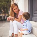 مشاور کودک خوب :روش صحبت با کودک