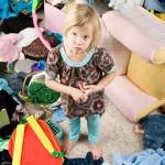 مشاوره کودکان تلفنی :کودک و نظم و ترتیب