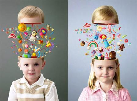 تخیلی بودن کودک را به تمسخر نگیرید