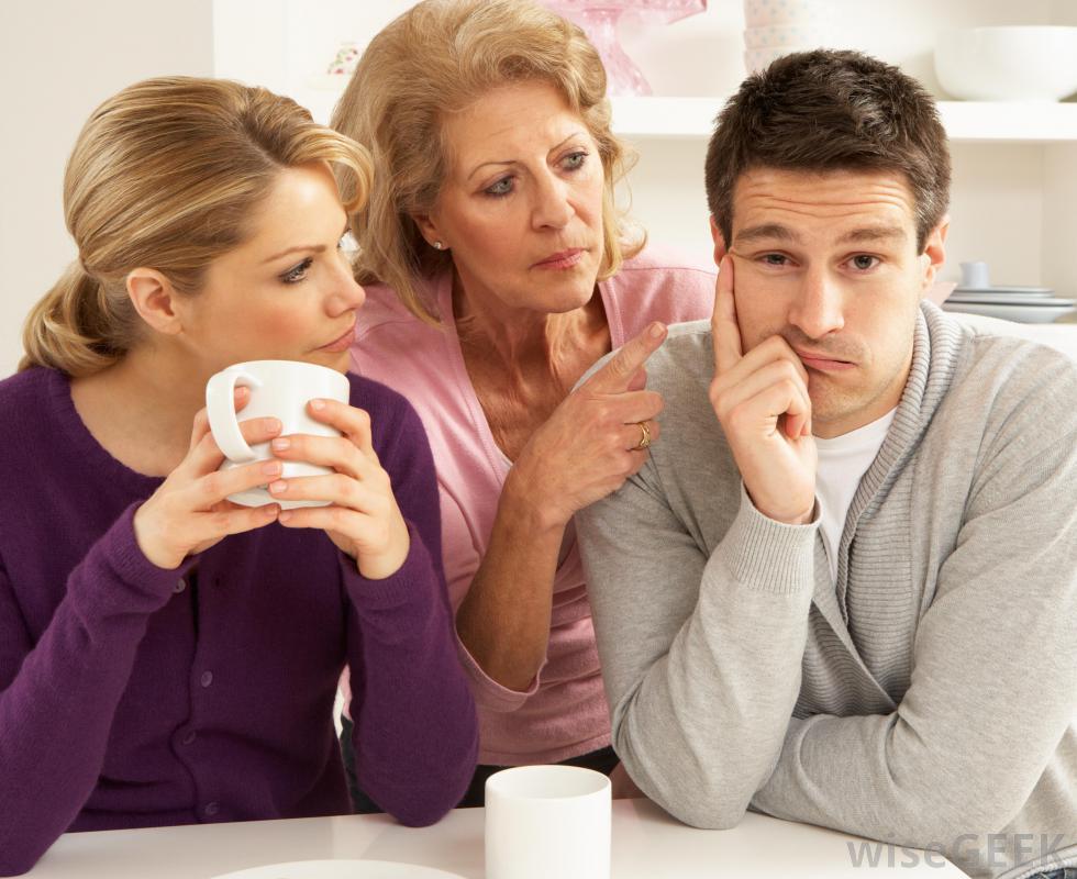 برای ازدواج فرزندتان از دخالت دوری کنید