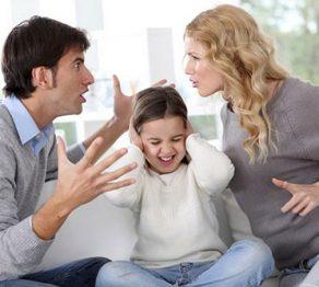 فقر عاطفی والدین