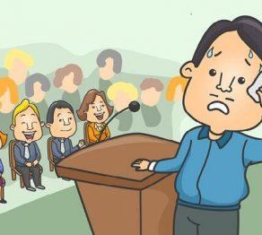 مهارت حرف زدن در جمع