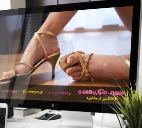 علاقه به پای زن