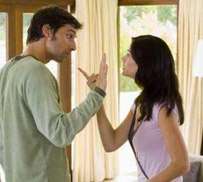 قهر کردن زن از خانه