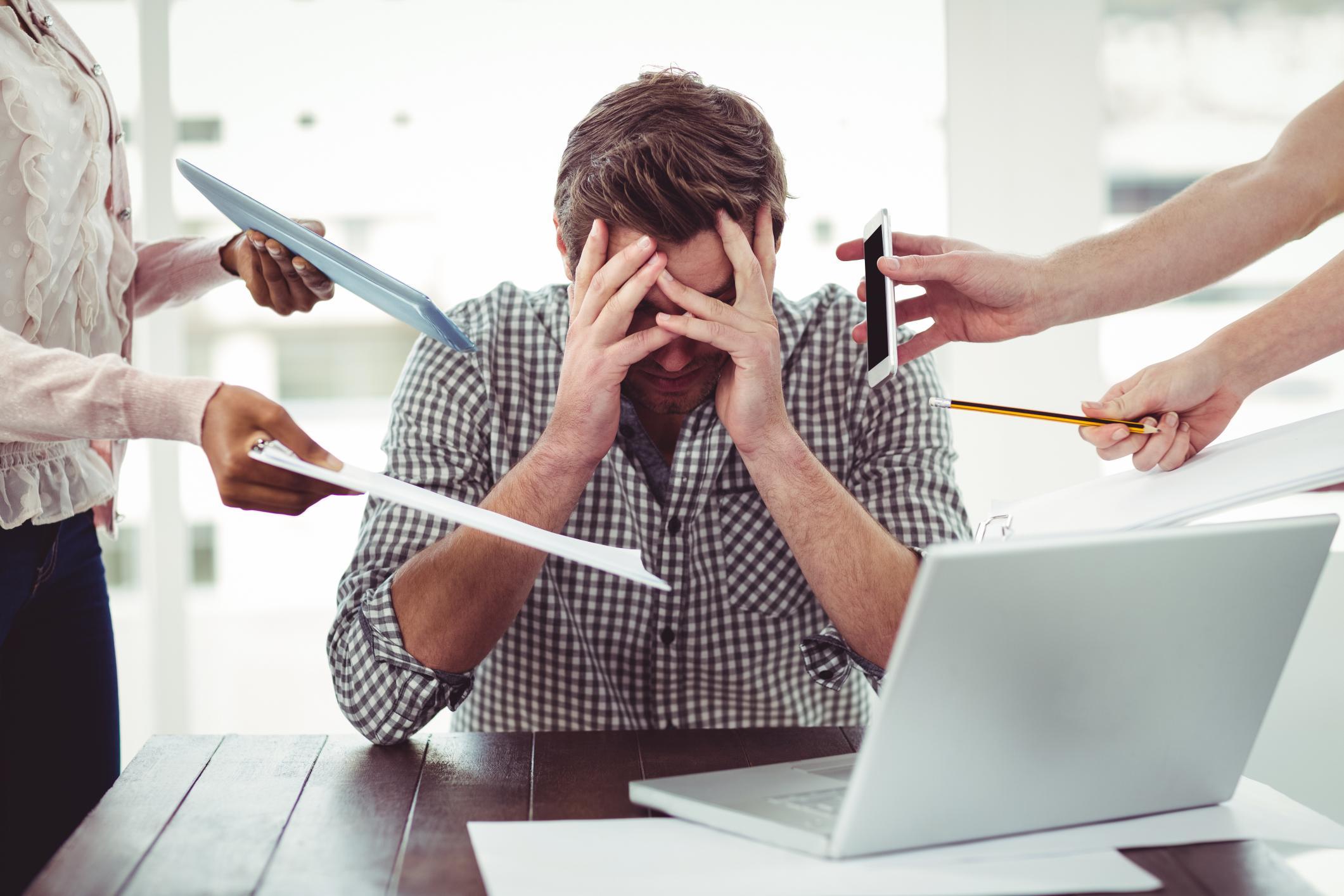 استرس پس از سانحه