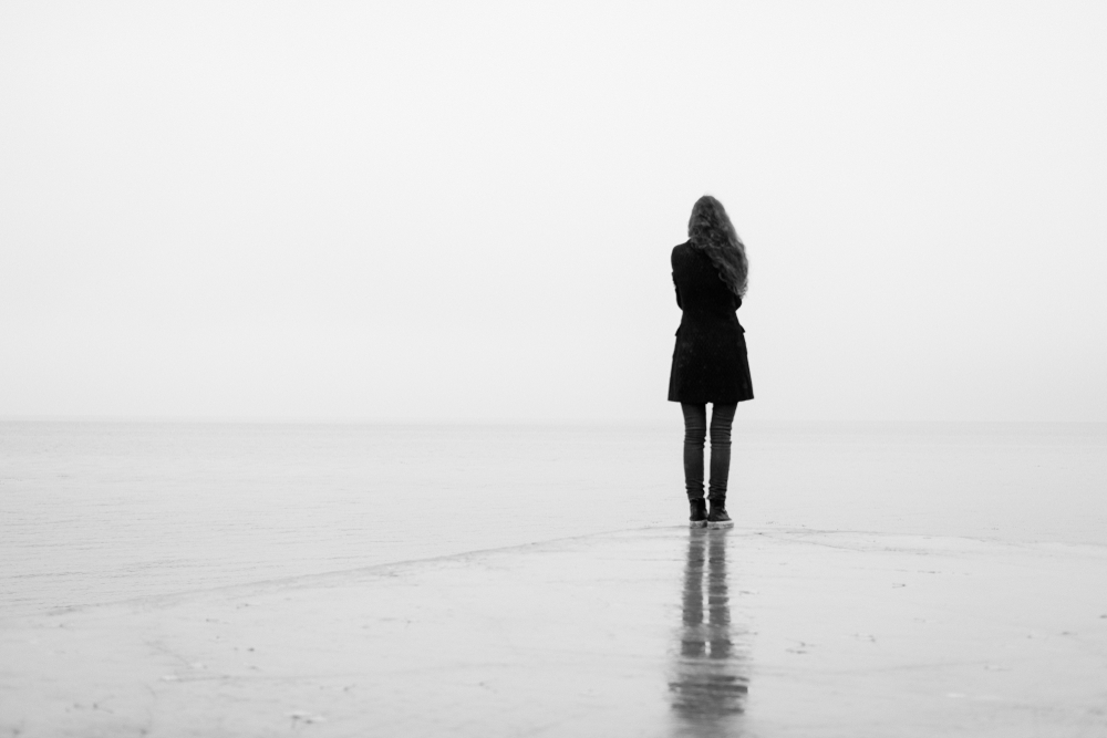 غم از دست دادن عشق