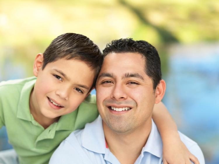 رفتار پدر با پسر