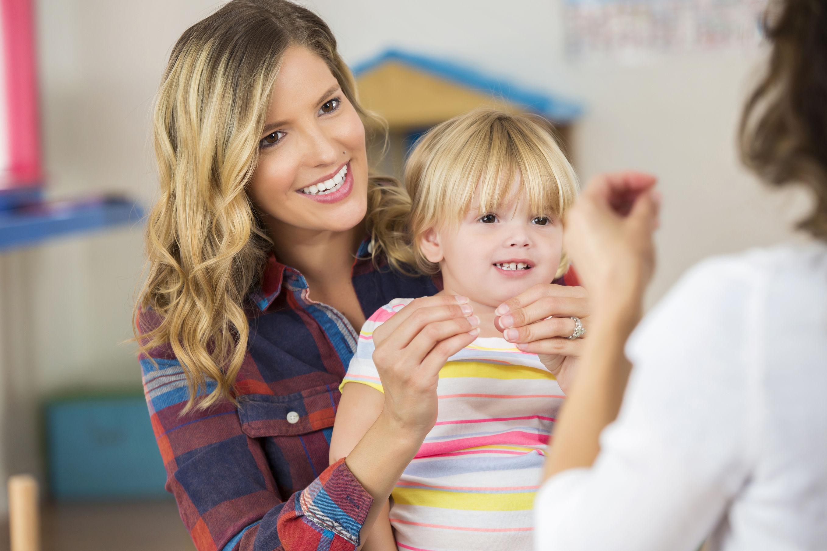 تربیت کودک دو تا سه سال