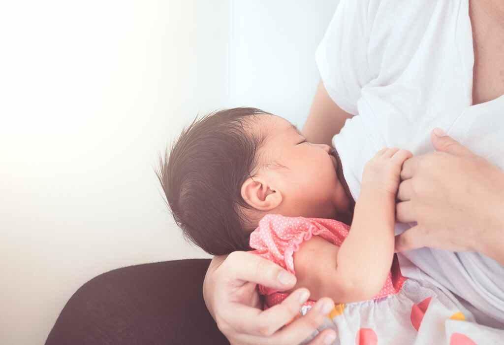 تاثیر استرس بر شیر مادر