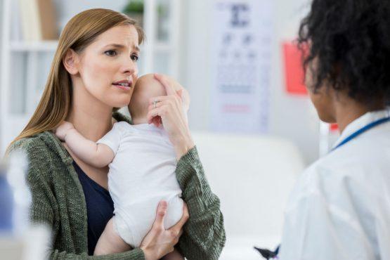 آزمایشات بعد از تولد نوزاد