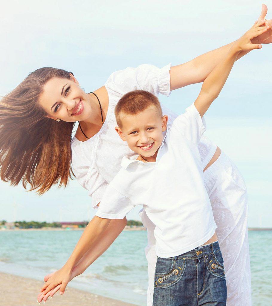 رفتار مادر با پسر